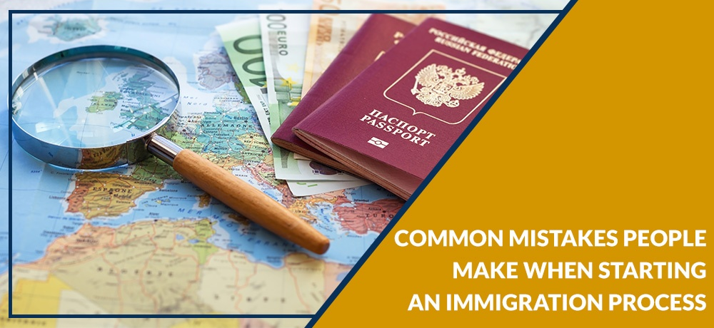 Common Immigration Mistakes to be avoided