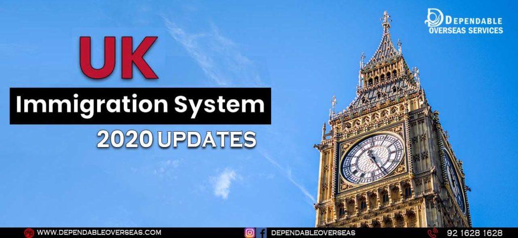 U.K. Immigration 2020 Update: Coronavirus